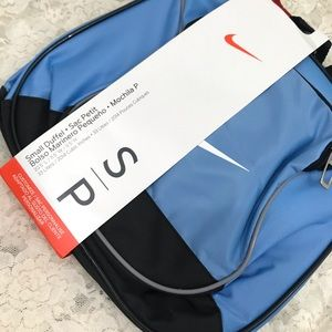NWT Nike Small Blue Duffle Bag